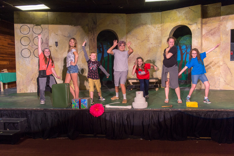 Great Plains Theatre - Education - Abilene, KS