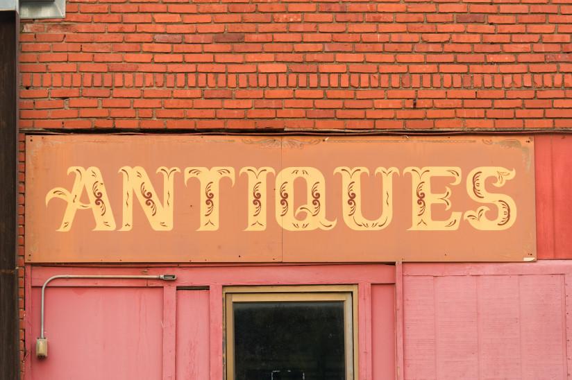 Antiques-Abilene,KS