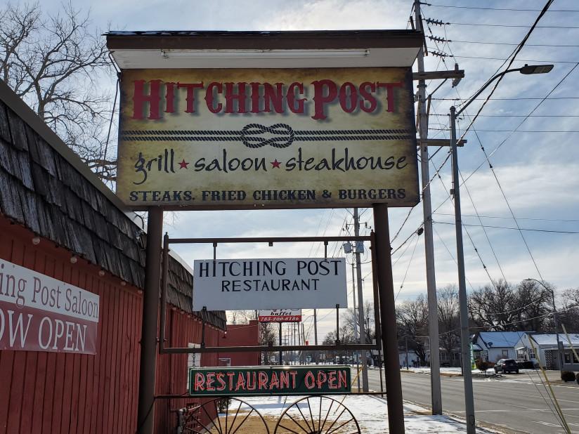 Hitching-Post-Abilene,KS