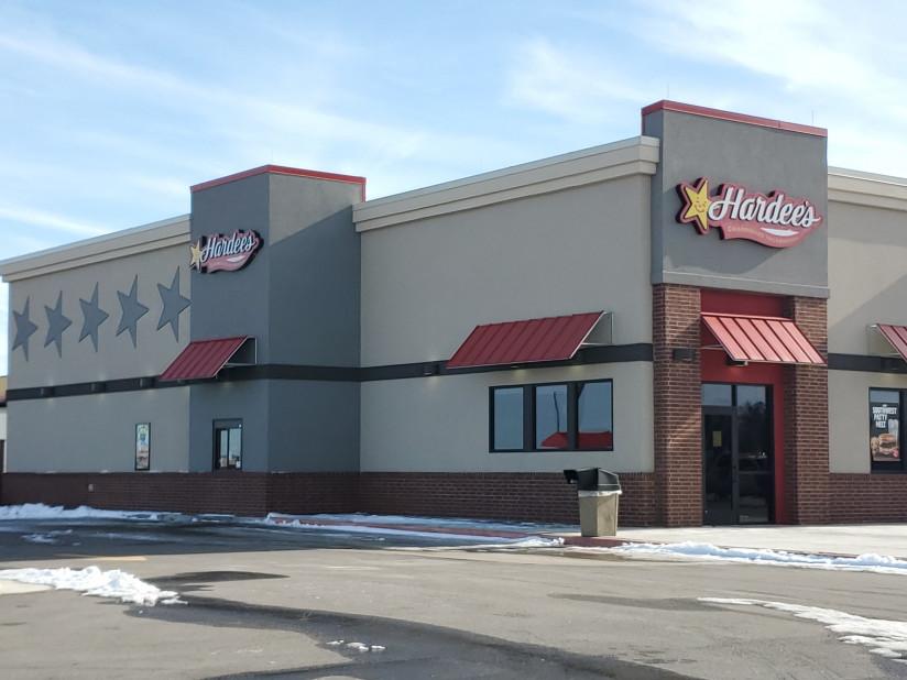 Hardee's-Abilene,KS