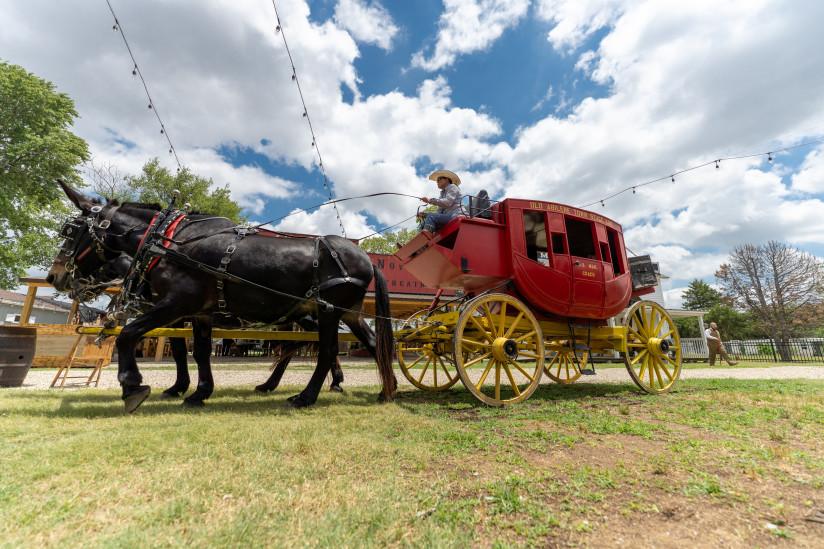 Old-Abilene-Town-Stagecoach-Abilene,KS