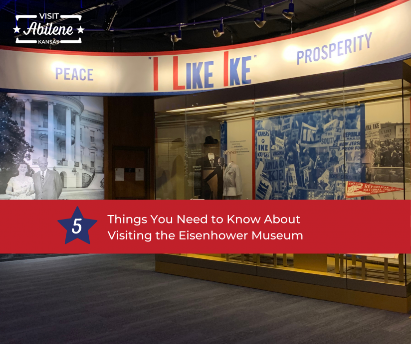5-Tips-Eisenhower-Abilene,KS