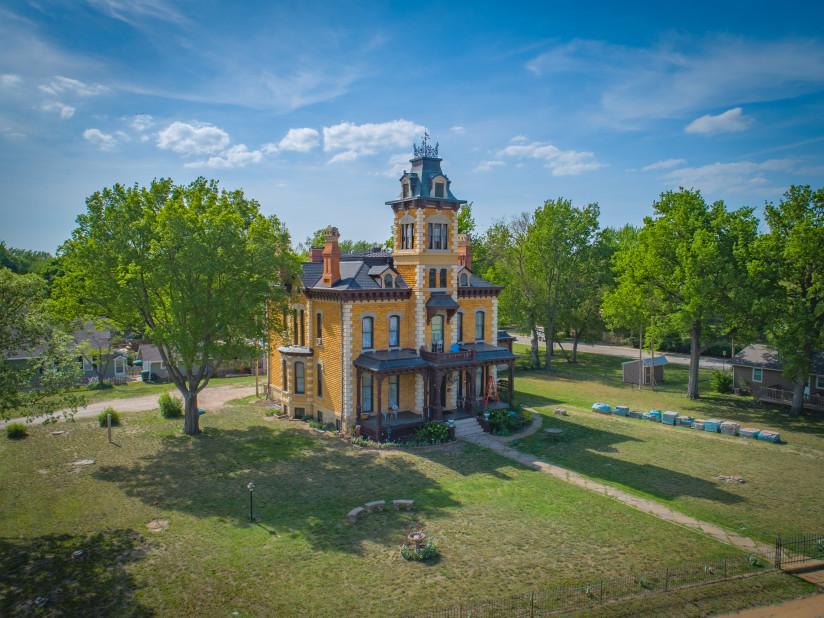 Lebold-Mansion-Abilene,KS
