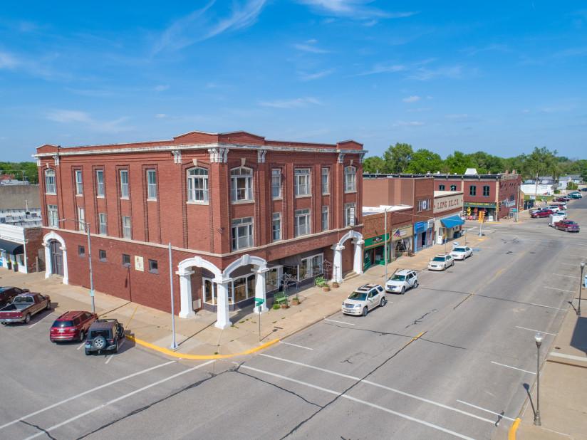 Downtown-Abilene-Kansas