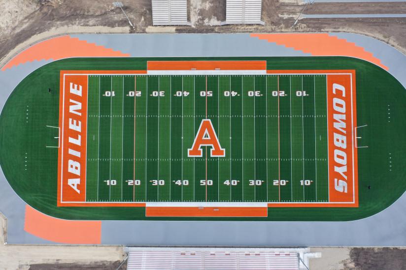 Abilene-Football-Field-Abilene,KS