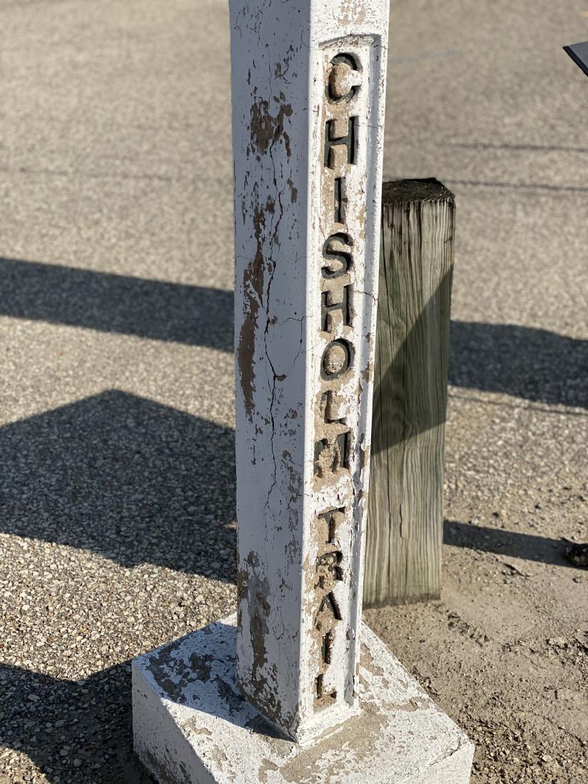 Abilene-Chisholm-Trail-Marker-Abilene,KS