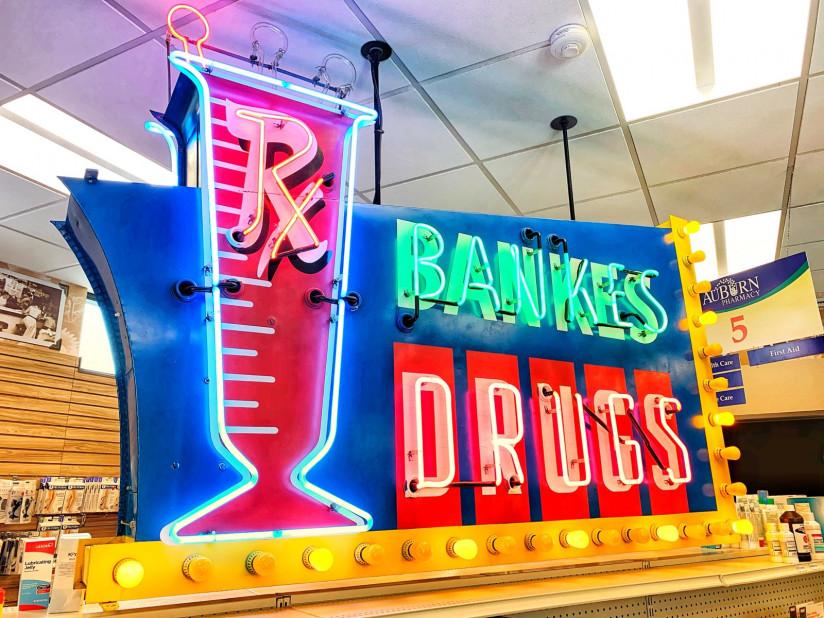 Bankes-Sign-Abilene,KS
