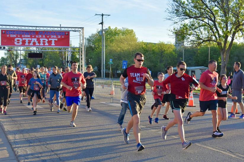 Eisenhower-Marathon,Abilene,KS