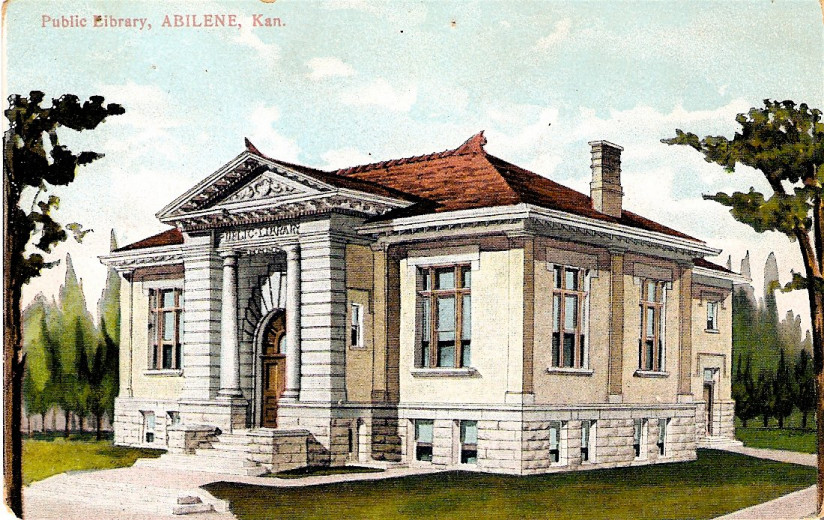 Abilene-Public-Library-Abilene,KS