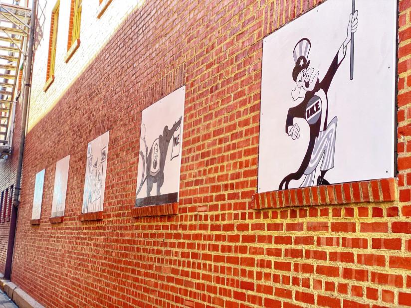 I-Like-Ike-Murals-Abilene,KS
