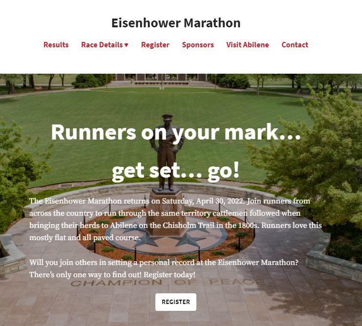 Eisenhower-Marathon-Website