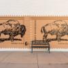 Bison-Mural-Abilene,KS