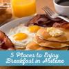 5-places-to-enjoy-breakfast-Abilene,KS
