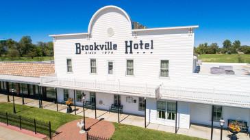 The Brookville Hotel - Abilene, KS