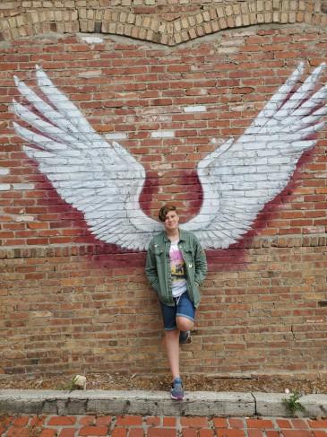 Angle-Wings-Mural-Abilene,KS