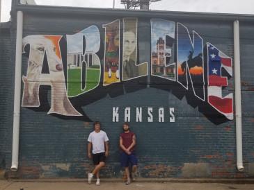Abilene-Mural-Abilene,KS