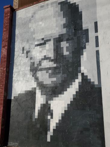 Eisenhower-Mural-Abilene,KS