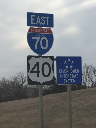 Eisenhower-Interstate-Abilene,KS