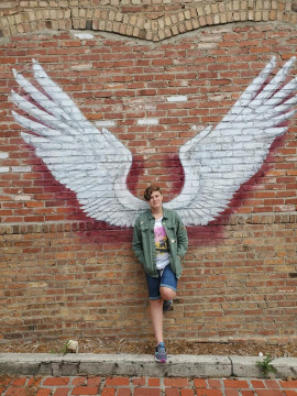 Angle-Wings-Mural-Abilene,KS