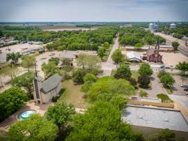 Eisenhower-Library-Abilene,KS