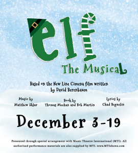 Elf-The-Musical-Great-Plains-Theatre-Abilene,KS