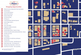Shopping-Map-Abilene,KS