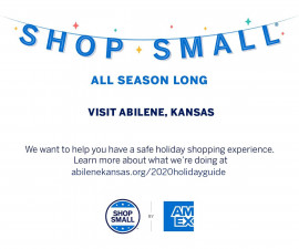Shop-Small-Abilene,KS