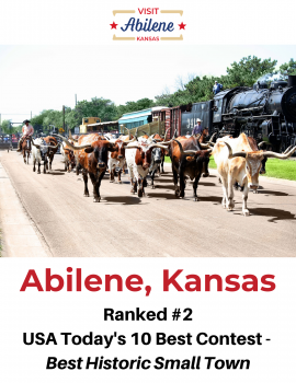 Abilene - Best Historic Small Town - USA Today